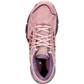 Mizuno Wave Prophecy 9 Buty Kobiety, wood rose/gold/plum perfect